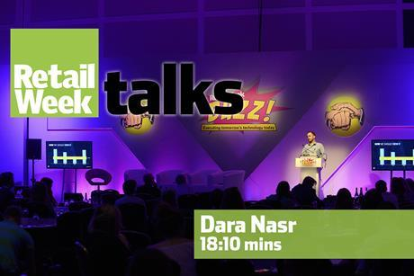 Dara Nasr Retail Week Talks