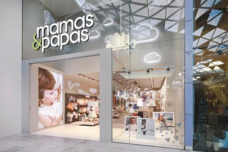 Mamas and Papas, Westfield London