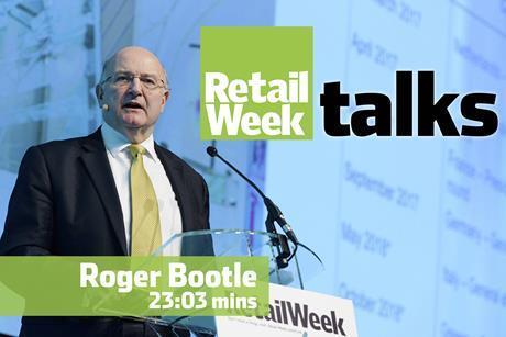 Roger Bootle Retail Week Talks