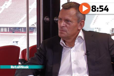 Martin Glenn interview Retail Week Live