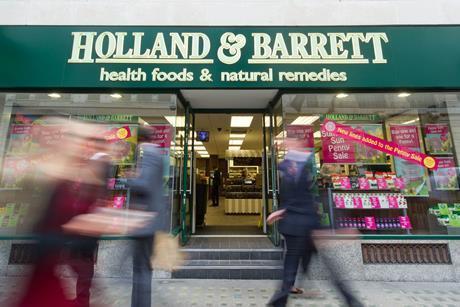 Holland & Barrett: latest news, analysis and trading updates