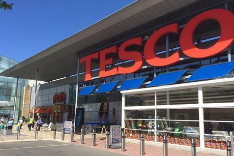 Tesco has saved £200m per year through energy efficiency