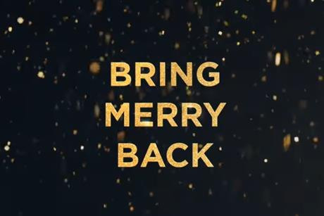 House of Fraser 2017 Christmas advert