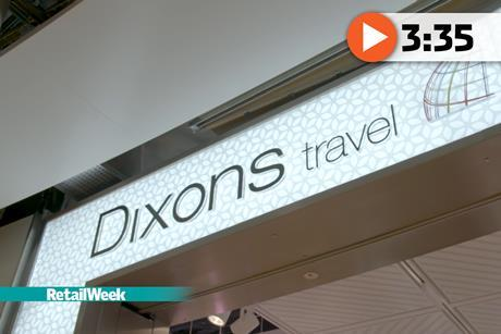 Dixons Travel Store Heathrow