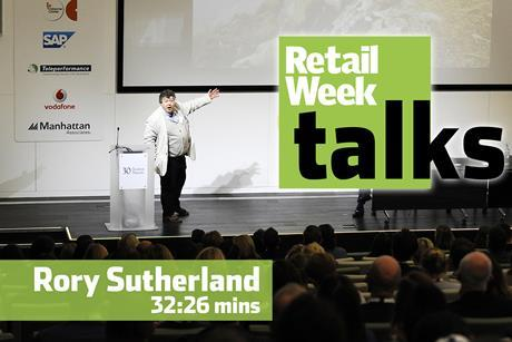 Rory Sutherland – Retail Week Talks