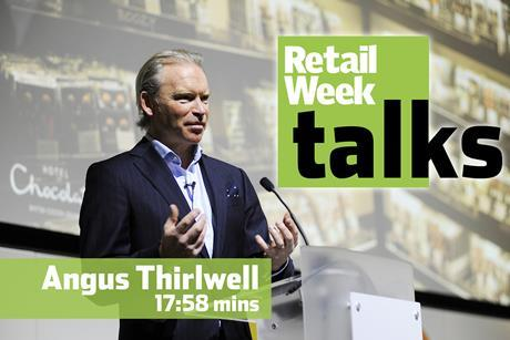 Angus Thirlwell – Retail Week Talks