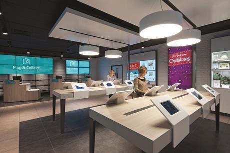 Argos digital store 1