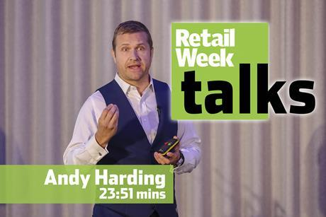 Andy Harding – Retail Week Talks