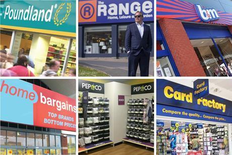 Value retailers