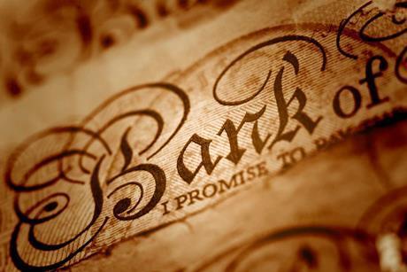 bank money 10 pound note INDEX
