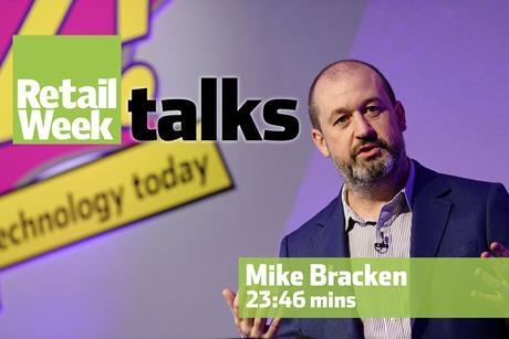 Mike Bracken Retail Week Talks