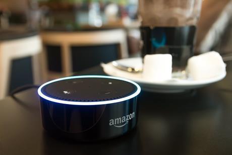 Amazon Echo Dot Shutterstock