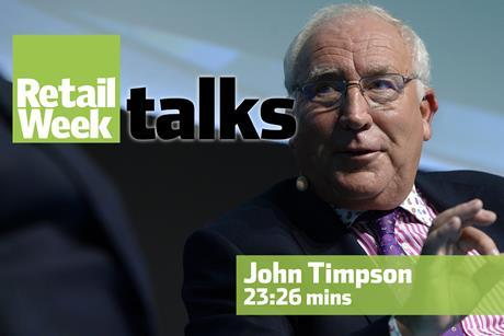 John Timpson Retail Week Talks