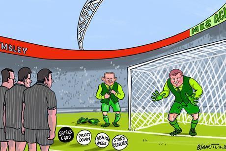 M&S cartoon 11 July
