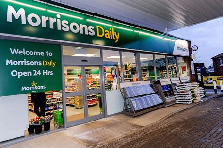 The new store, which is the first of five that Morrisons will open in a small pilot, will sell fresh and ambient food including food to go, fruit and vegetables, meat, fish, ready meals and basket staples.