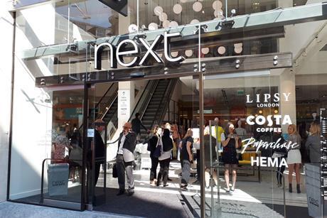 Next Oxford Street 2018 2
