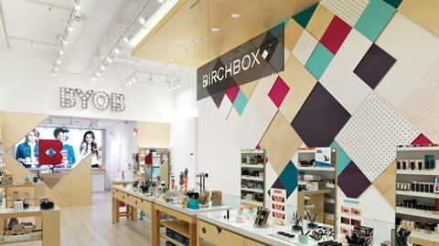 Birchbox New York interior