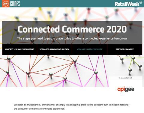 Connected Commerce 2020 | Research centre | Retail Week