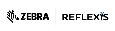 Reflexis Zebra logo
