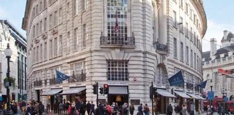Austin Reed Puts Its Regent Street Flagship Store Up For Sale News Retail Week