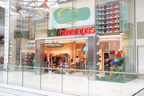e1489ceca321 Store of the week  Havaianas goes flip-flop in Westfield London ...