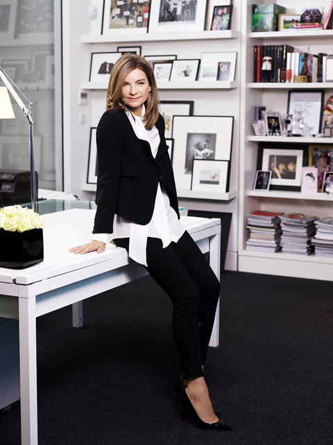 Natalie Massenet, chair, Net-A-Porter
