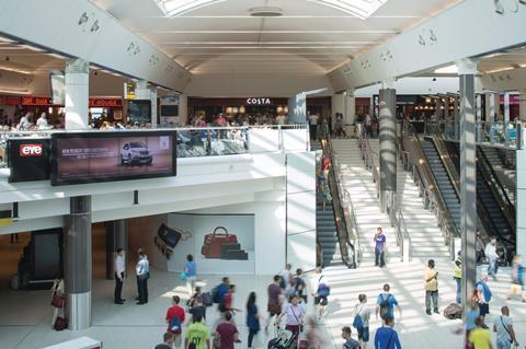 451aea60c Analysis  Gatwick Airport overhaul shows growing retail travel ...