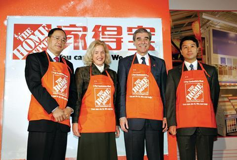 f1d357536 US retailer Home Depot failed in China because it misunderstood the local  market