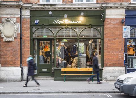 Cool Covent Garden To Become Lifestyle Hub With Menswear Offer Inzonedesignstudio Interior Chair Design Inzonedesignstudiocom