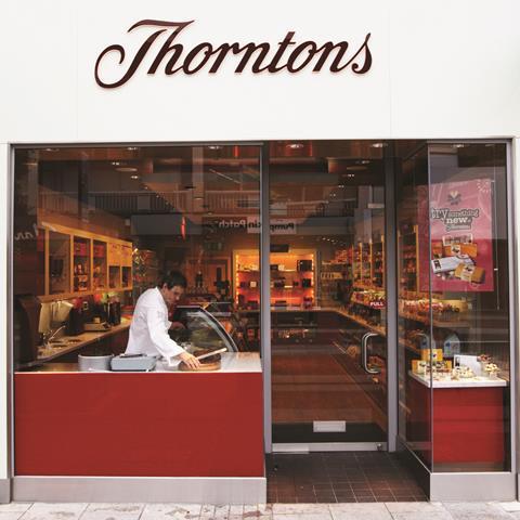 thorntons fascia
