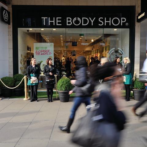 the body shop oxf