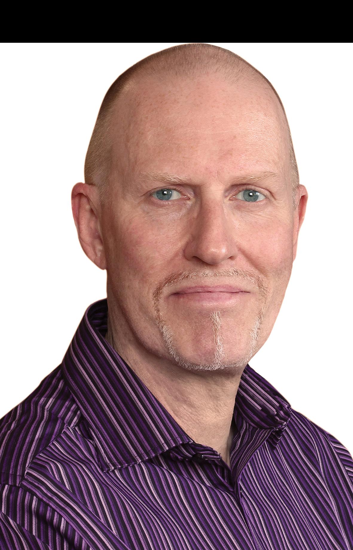 Ian Middleton masthead cutout