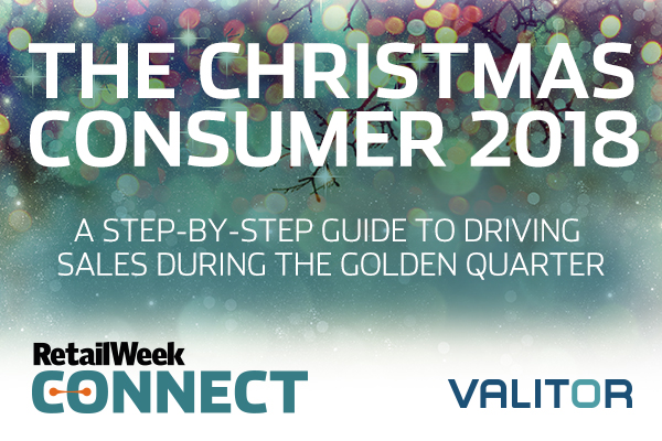 The Christmas Consumer 2018 promotional research for Valitor
