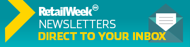 Retail Week email newsletters - direct to your inbox