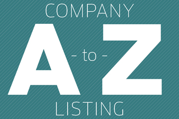 A-Z of companies