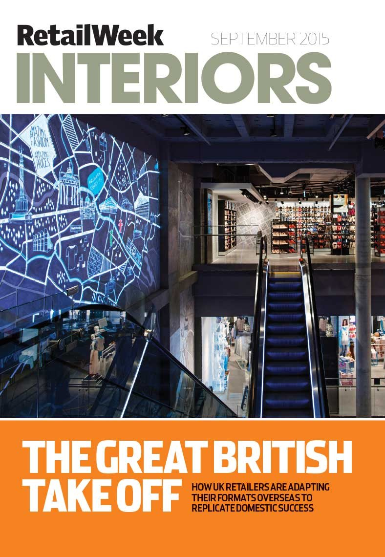 Retail Week Interiors September 2015