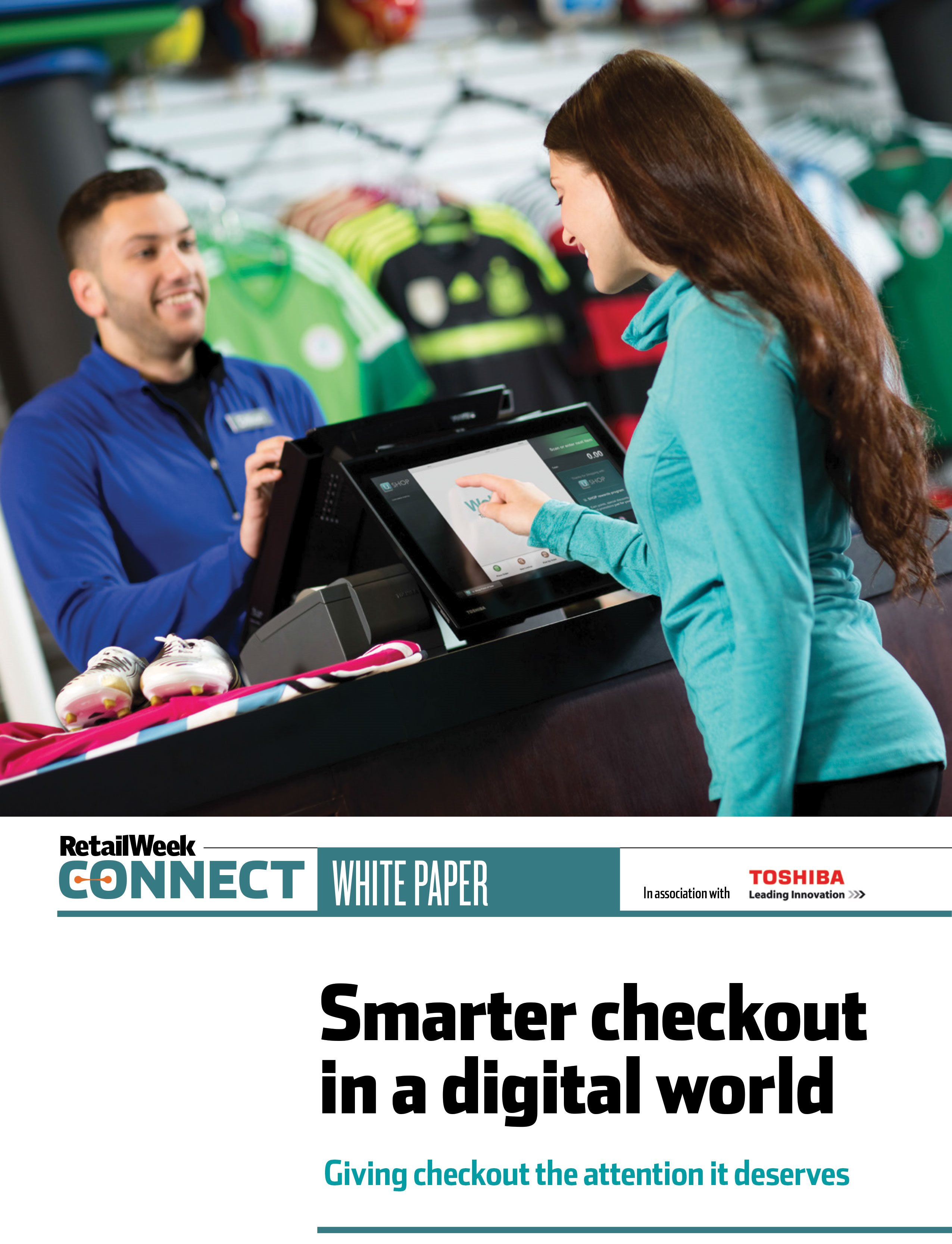 Smarter checkout in a digital world
