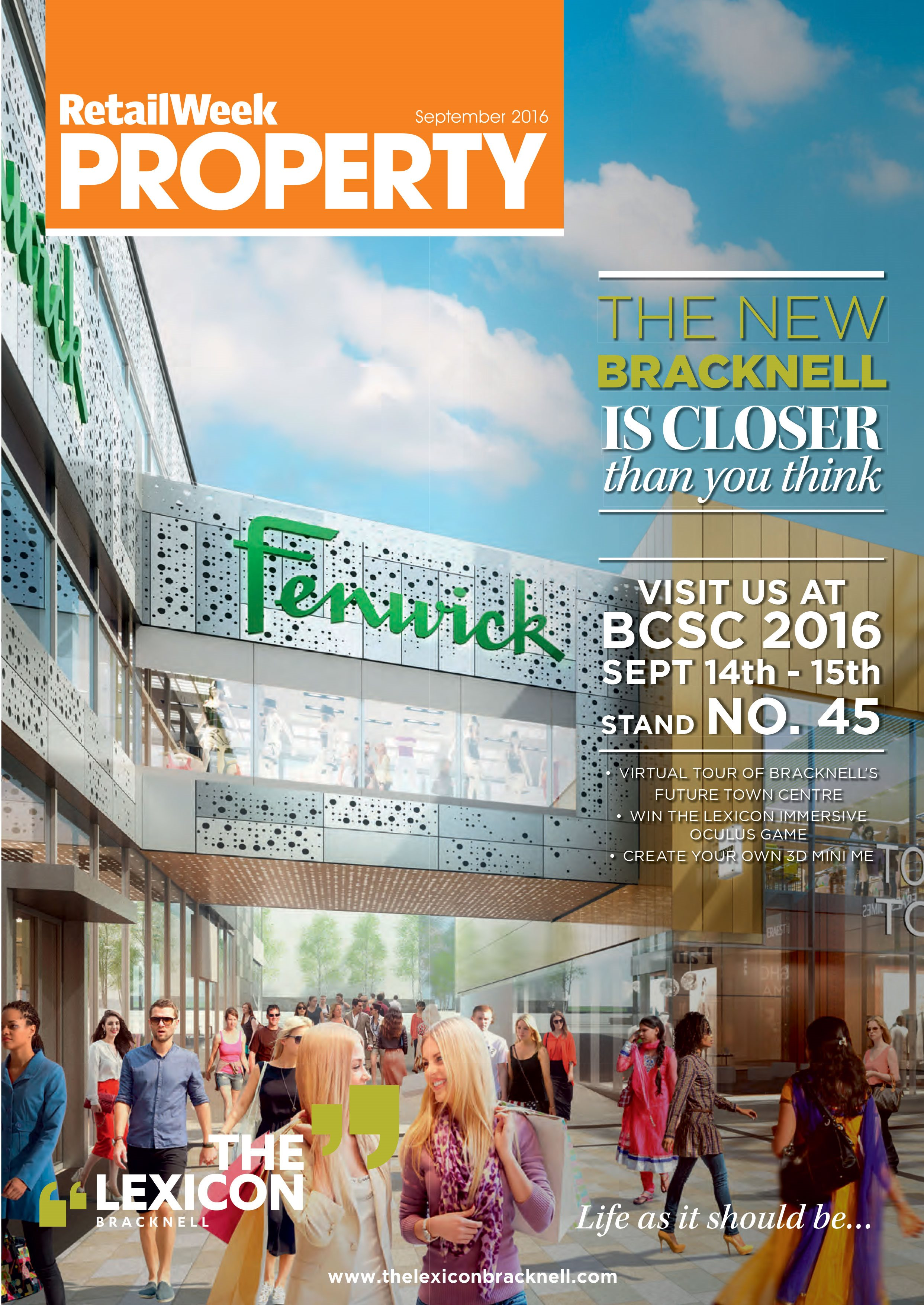 Retail Week Property September 2016