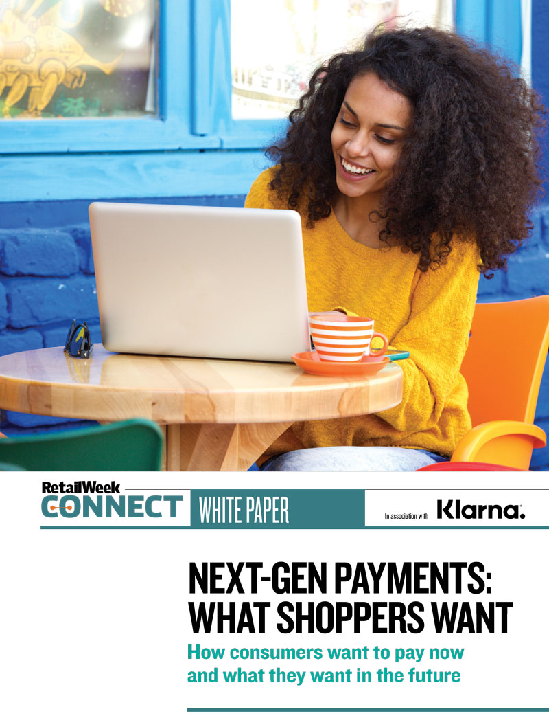 Next-gen payments cover