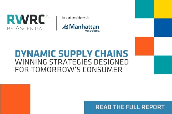 Dynamic supply chains: Winning strategies designed for tomorrow's consumer today