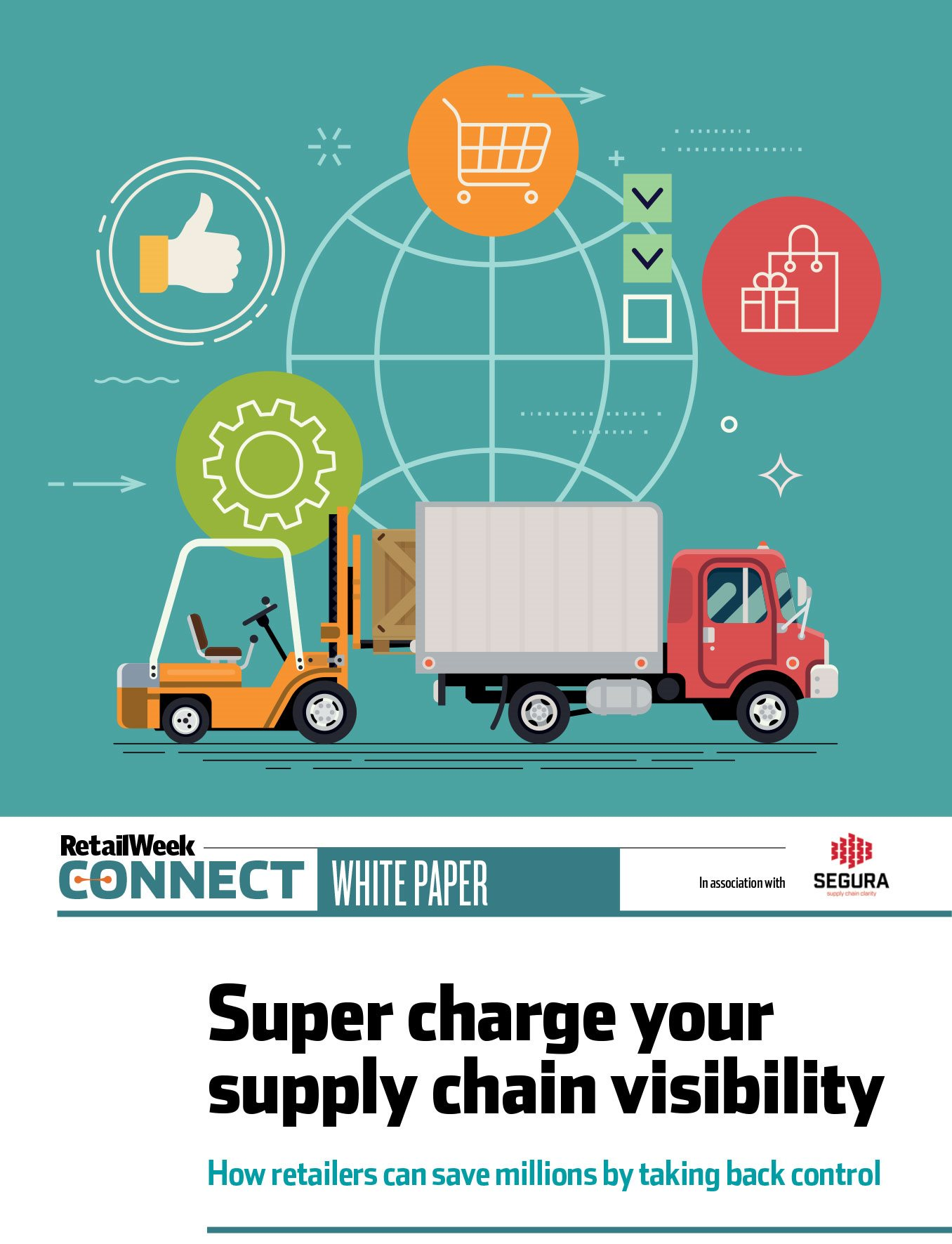 Super charge your supply chain visibility