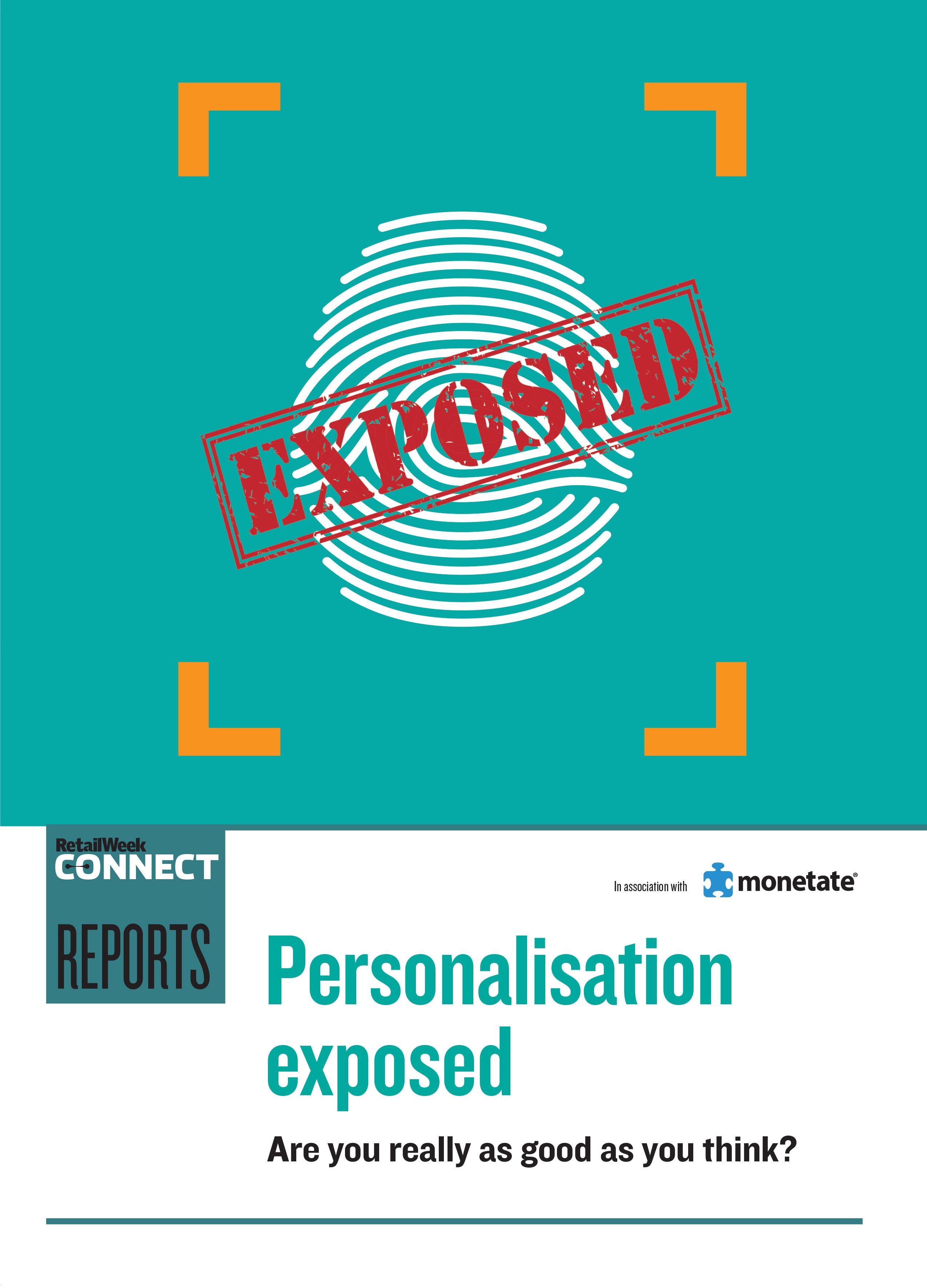 Monetate personalisation report